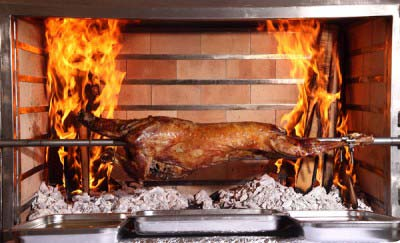 Spit-Roasted-Lamb