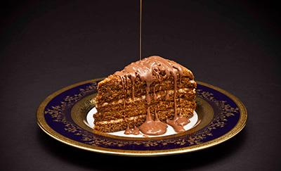 Medovnik-Cake