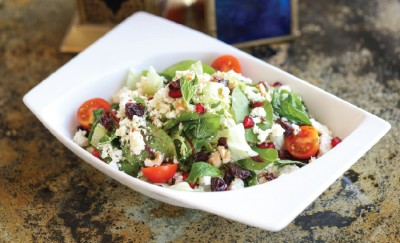 Tulum cheese salad (Sahoor)