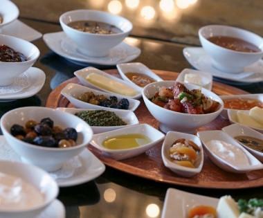 Sukar Pasha Breakfast