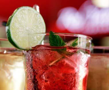 Red Velvet Beverage