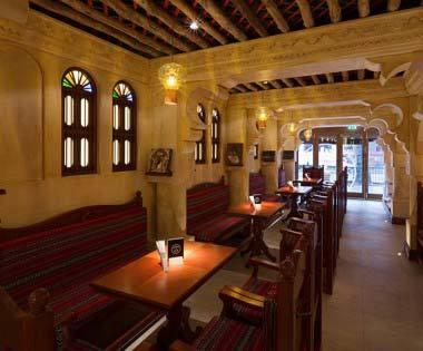 Chapti & Karak Interior