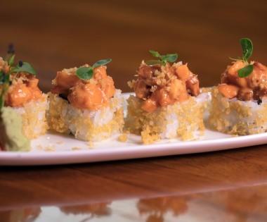 Sushi, Anyone ?