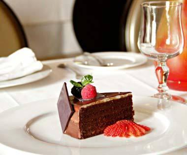 le Vesuvio Special Chocolate