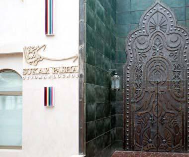 Sukar Pasha Outside View